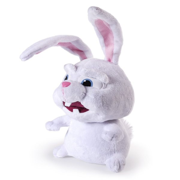 The Secret Life of Pets Snowball Plush Talking Buddy