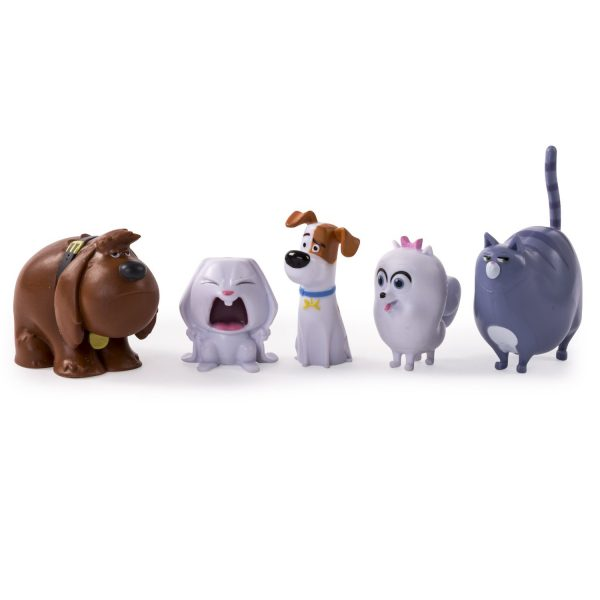 The Secret Life of Pets mini figures