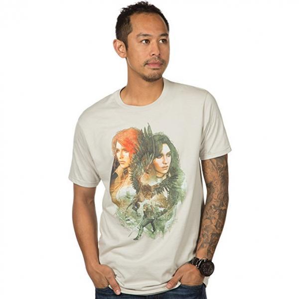 The Witcher Triss & Yenn T-Shirt