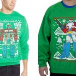 transformers-optimus-prime-ugly-christmas-sweater