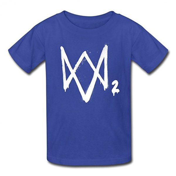 Watch Dogs 2 Logo T-Shirt