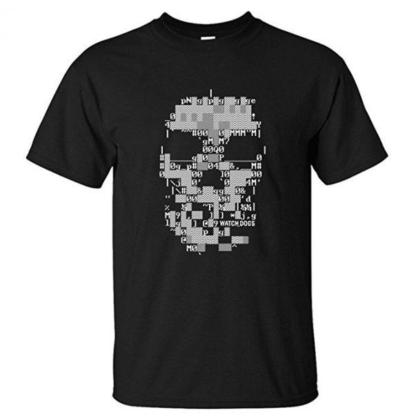Watch Dogs Dedsec Skull T-Shirt