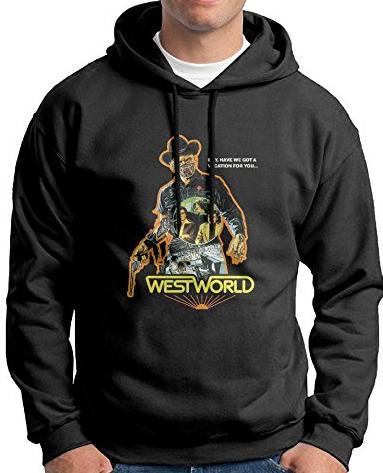 Westworld Original Movie Poster Hoodie