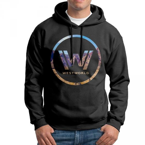 Westworld Scenic View Hoodie