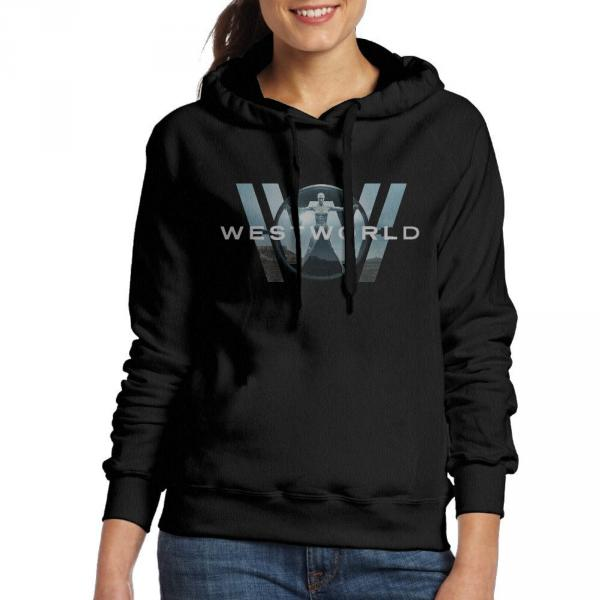 Westworld TV Logo Hoodie