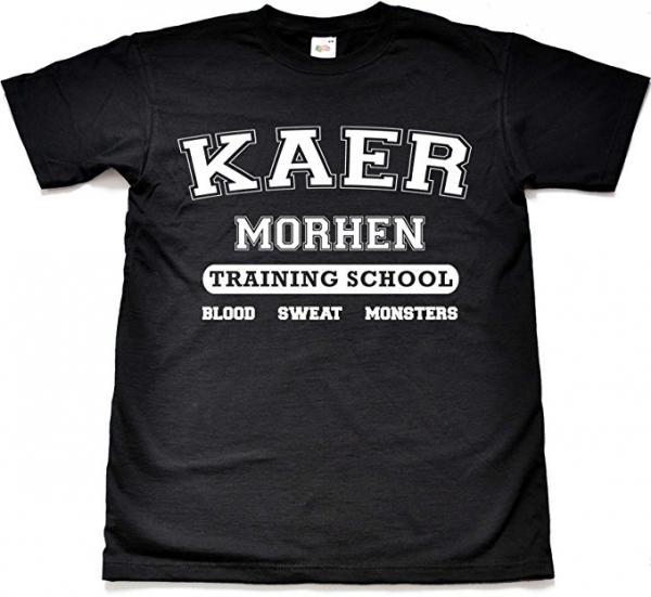 Witcher Kaer Morhen School T-Shirt
