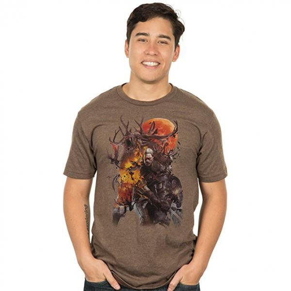Witcher Monster Slayer T-Shirt