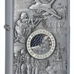 Zippo Defenders of Freedom Lighter