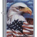 Zippo Eagle Lighter