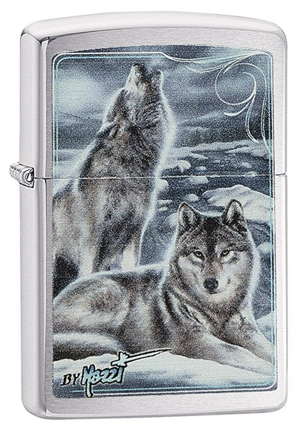 Zippo Howling Wolf Lighter