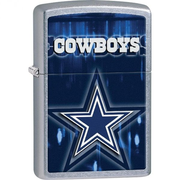 Zippo NFL Dallas Cowboys Chrome Lighter