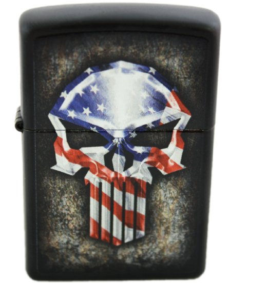 Zippo Punisher Lighter