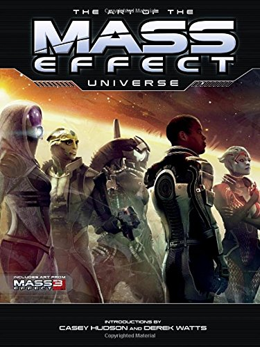 Art of the Mass Effect Universe Book