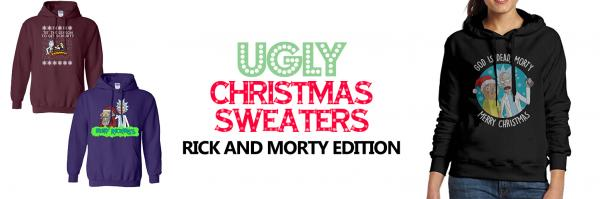 best-15-hilarious-rick-and-morty-ugly-christmas-sweaters