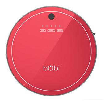 best bObi Pet Robotic Vacuum Cleaner, Scarlet