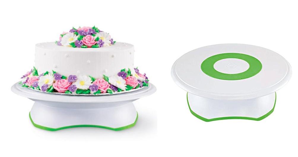 best-baker-gift-wilton-trim-n-turn-ultra-cake-turntable-rotating-cake-stand