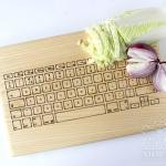 computer-keyboard-cutting-board