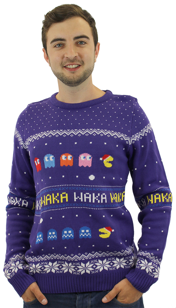 pac-man-christmas-sweater