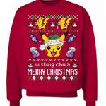 pikachu-pokemon-christmas-sweater