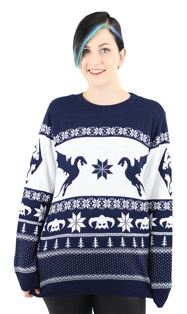 skyrim-christmas-sweater