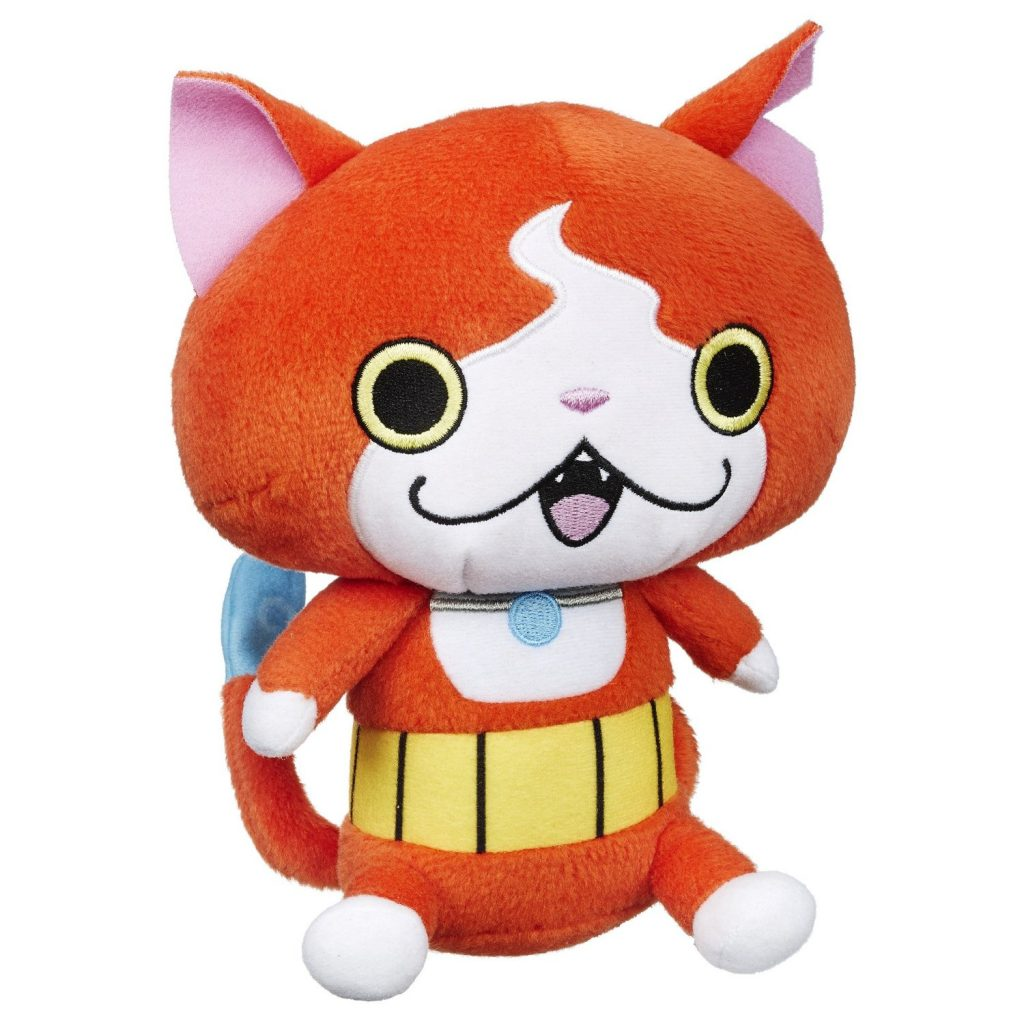 yo-kai watch plush figure jibanyan