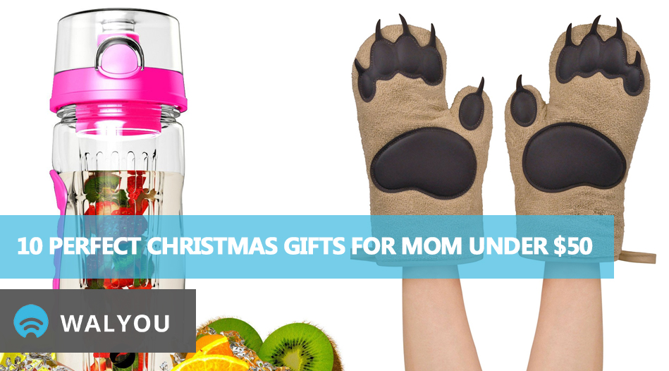 10 Perfect Christmas Gift Ideas For Your Mom