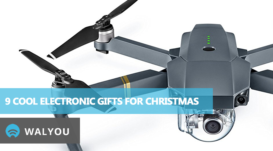 9 cool electronic gifts for christmas - Cool Electronic Christmas Gifts