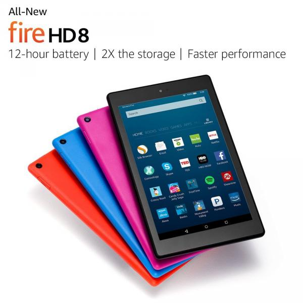 Amazon Fire 8-Inch Tablet
