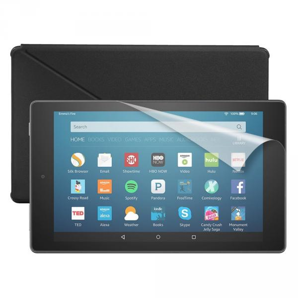 Amazon Fire HD8 Essentials Bundle