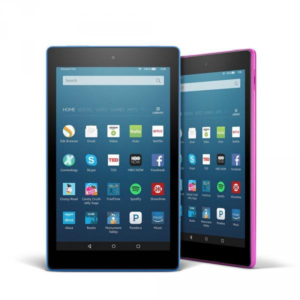 Amazon Fire HD8 Special Bundle