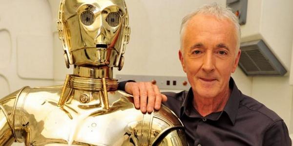Anthony Daniels, C-3PO