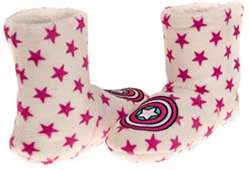 captain-america-girls-slipper-bootie