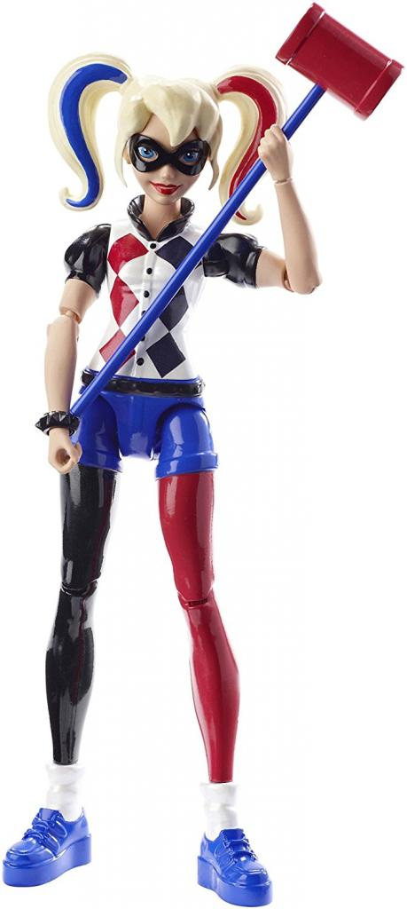 DC Super Hero Girls Harley Quinn Action Figure