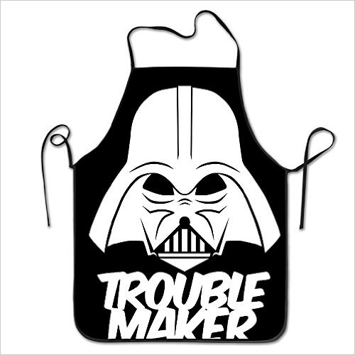 darth-vader-trouble-maker-fashion-cooking-unisex-apron