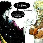 David Bowie & Sandman