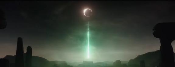 Death Star Firing in Rogue One