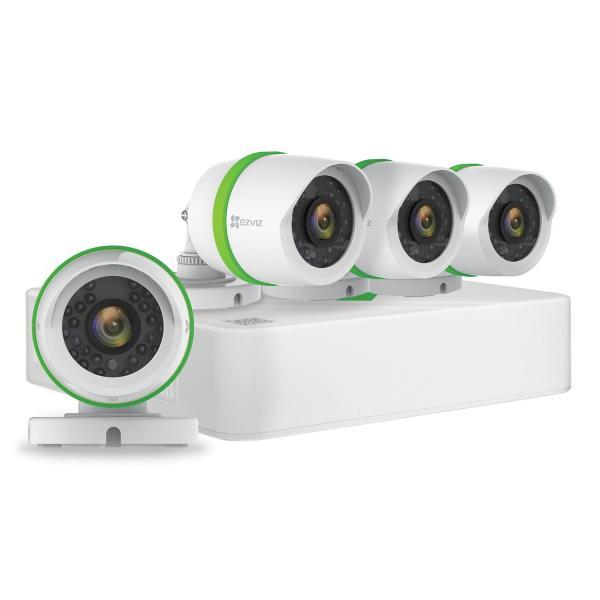 EZVIZ Home Security Camera System