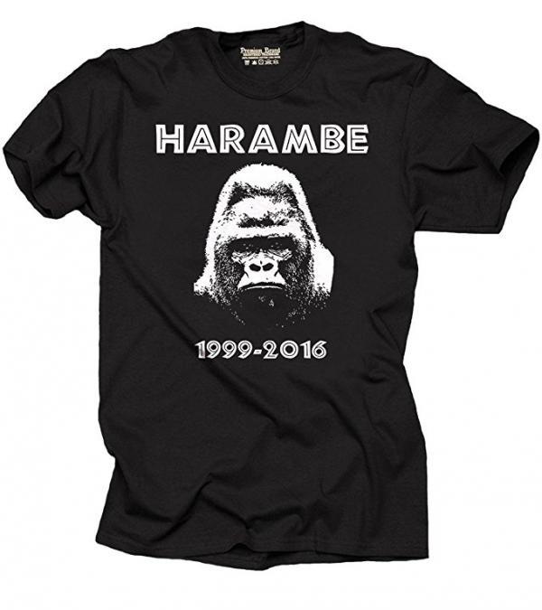 Harambe 1999-2016 T-Shirt