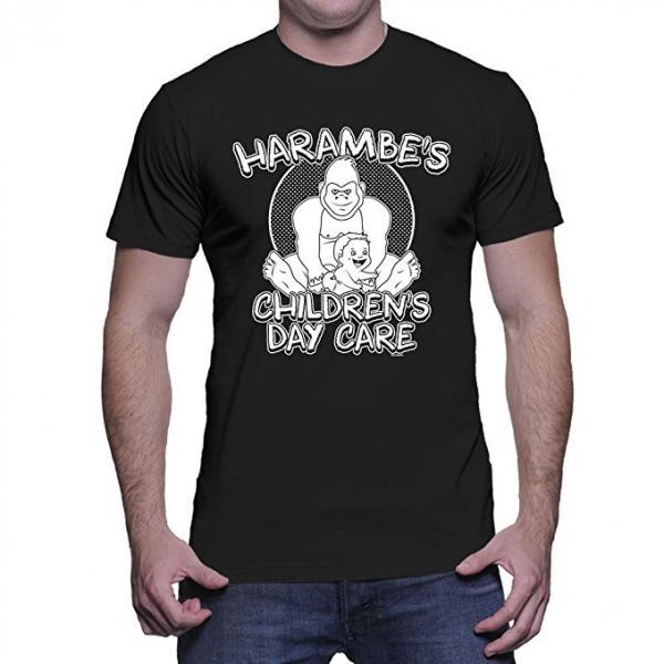 Harambe Children Day Care T-Shirt