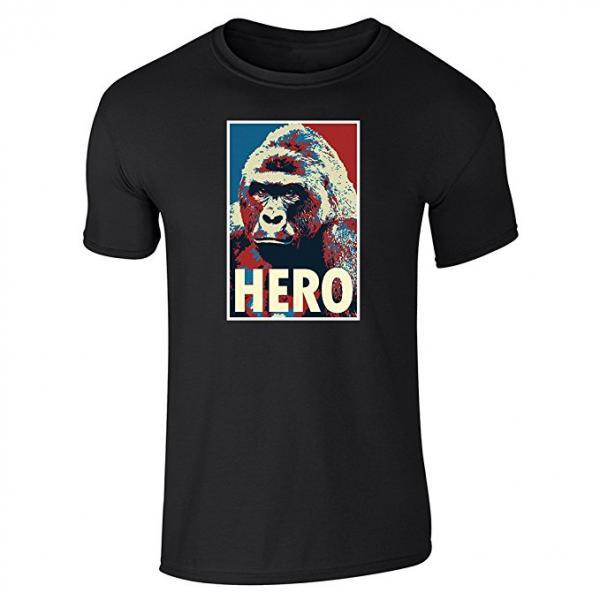 Harambe Hero T-Shirt