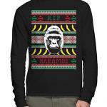 Harambe R.I.P Christmas Sweatshirt