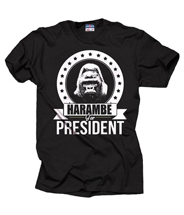 Harambe for President T-Shirt