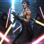 Jedi Bruce Lee