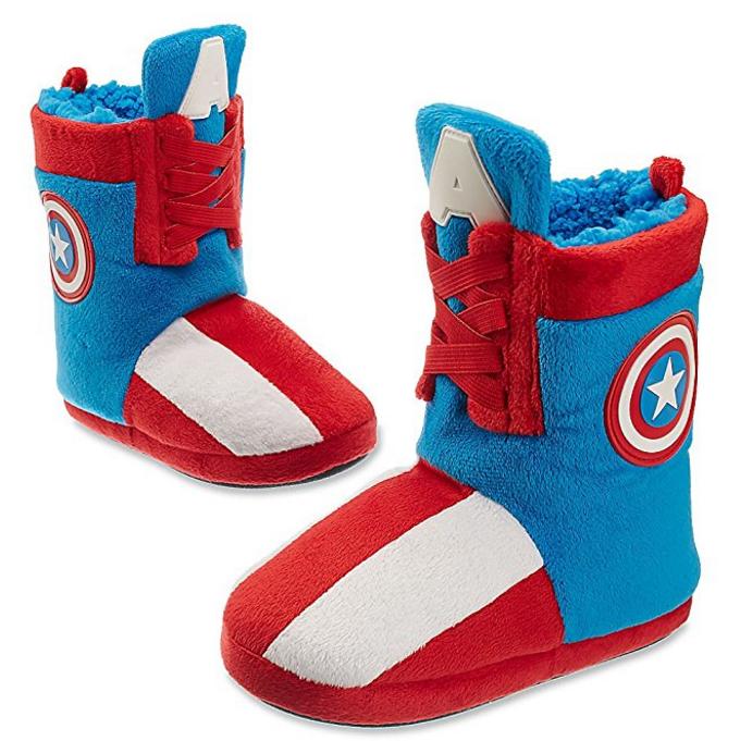 marvel-kids-captain-america-deluxe-slippers