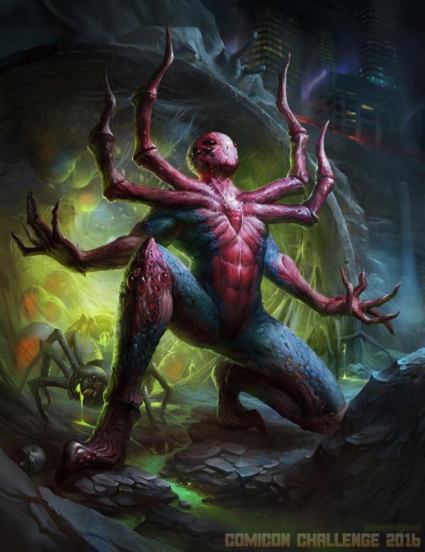 Real Spider Spider-Man