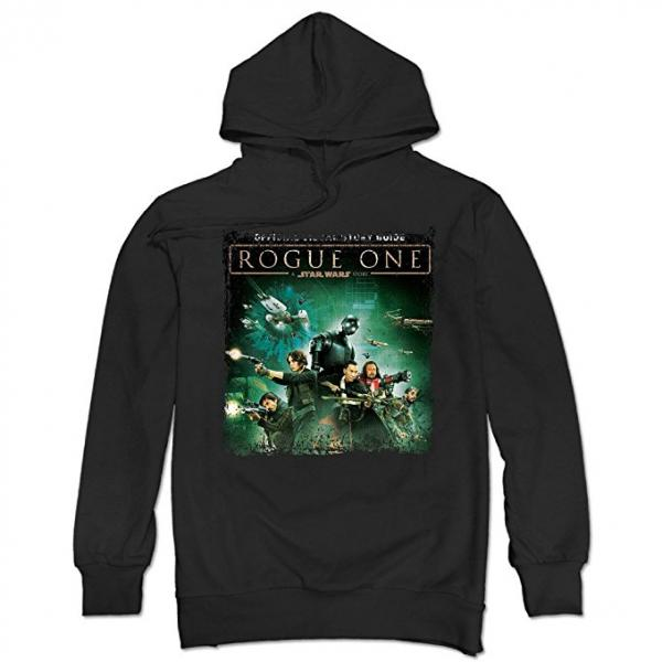 Rogue One a Star Wars Story Poster Hoodie