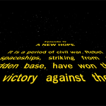 Star Wars Opening Text