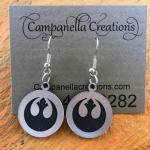 Star Wars Rebellion Earrings