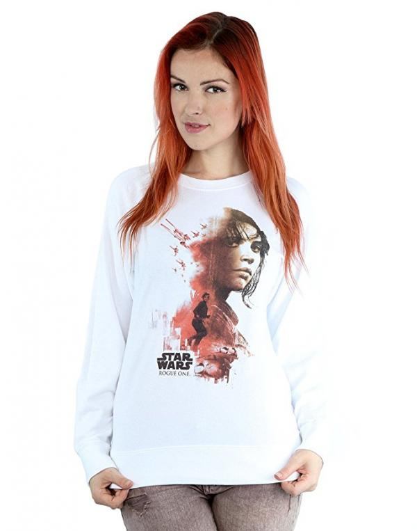 Star Wars Rogue One Women's Jyn Erso Sweatshirt