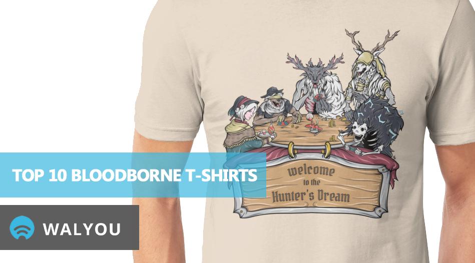 top-10-bloodborne-t-shirts